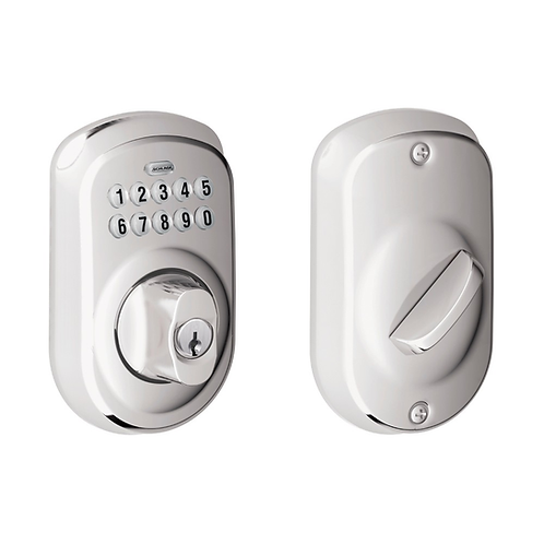 Schlage BE365 Keypad Deadbolt