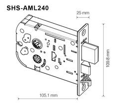 Mortise-SHS-AML240