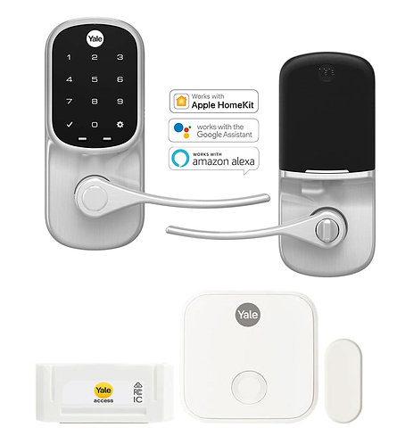 Yale Assure Lever with Yale Access Kit Combo