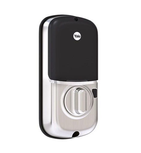 Yale Assured Keyed Deadbolt YRD226 back