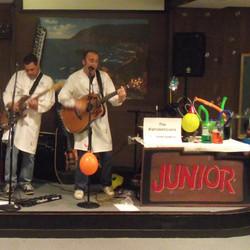 Junior CD Release