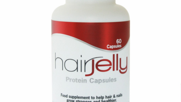 Hair Jelly Protein Capsules