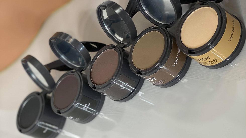 Root shadow pigment powder