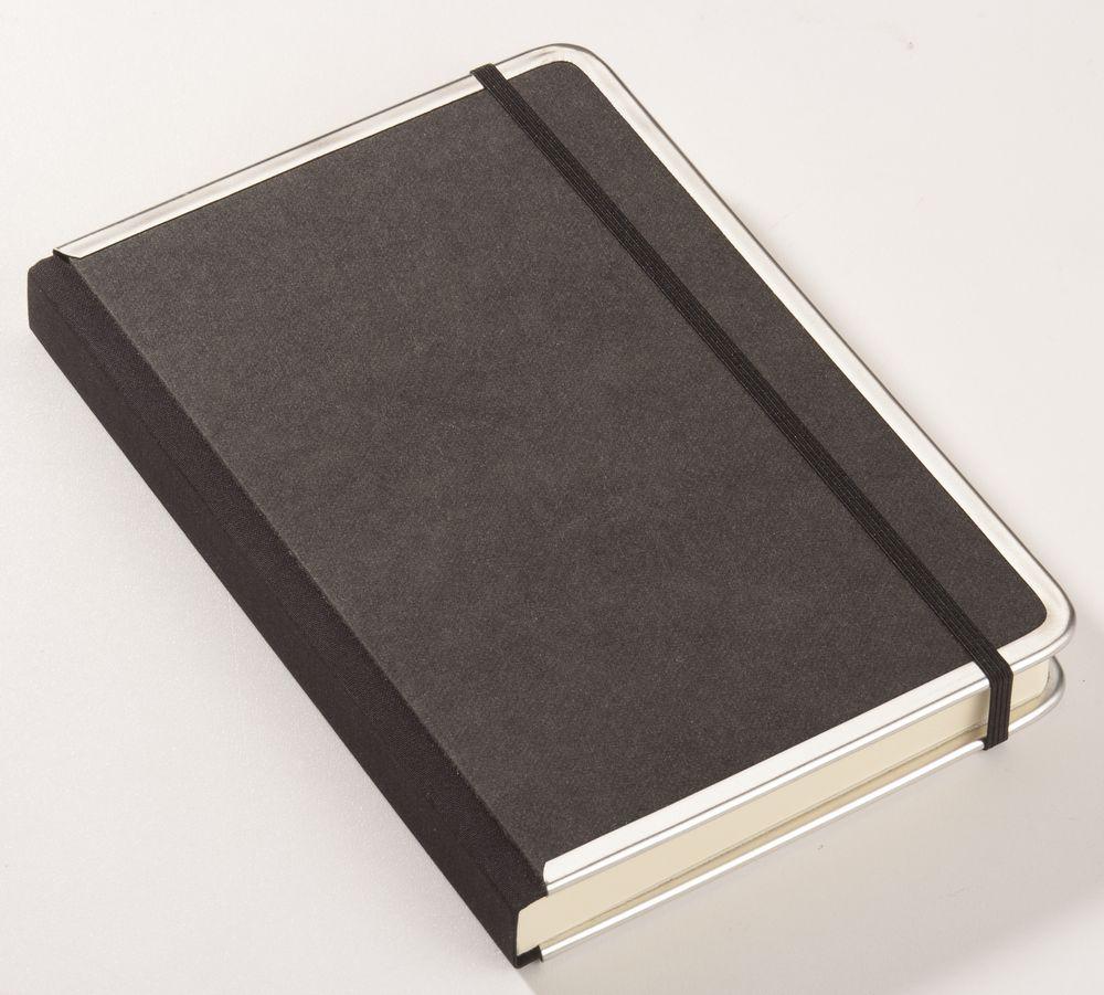 Книга для записей BASIC, линованная, черная.jpg