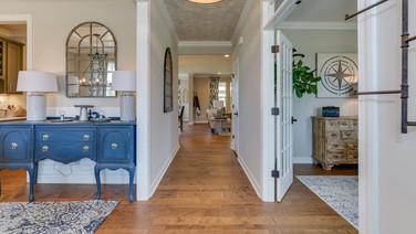 Front Room Hallway