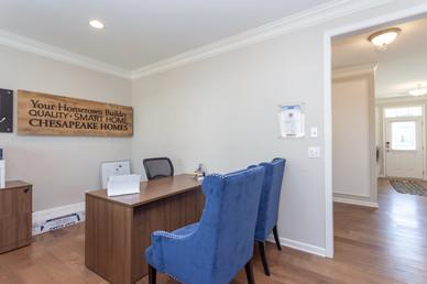 First Floor Bedroom/Office