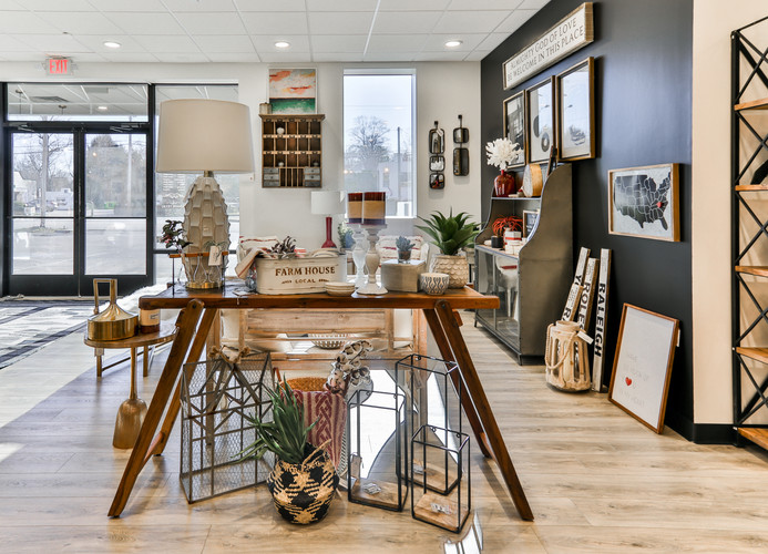 Style House Designs Store Front