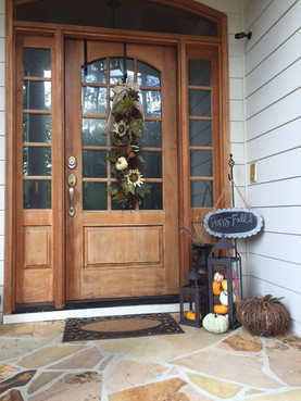 After Shot of Front Porch
