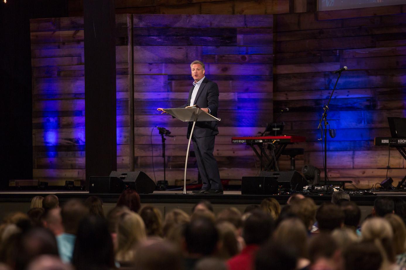 Pastor David Sims