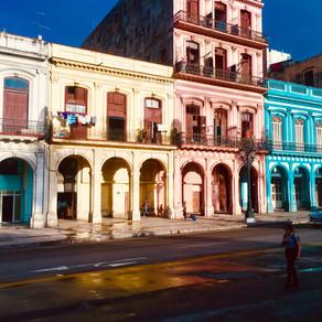 Cocktails, Cars & Colours of Cuba