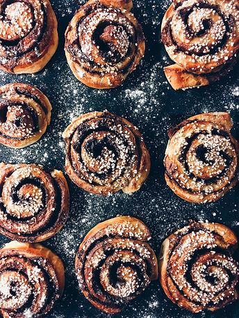 pinwheel pastry