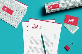 JAE Creative Stationary Design