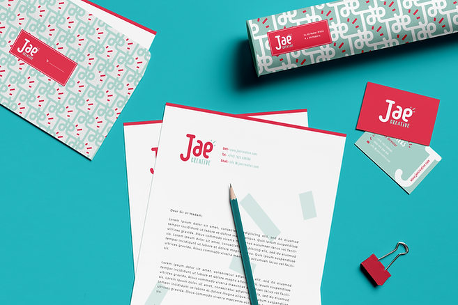 JAE Creative Logo Branding