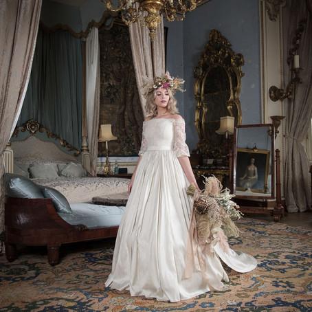 New Collection Shoot at Belvoir Castle