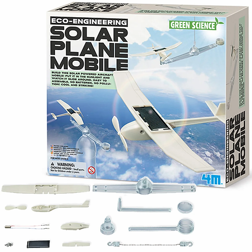 Experimento Planeador Solar