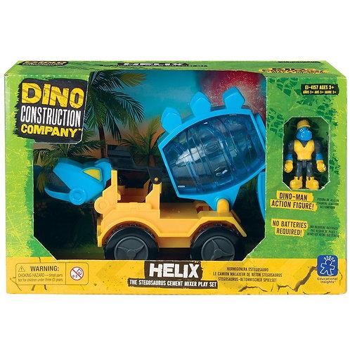 Camión de juguete dino Stegosaurus
