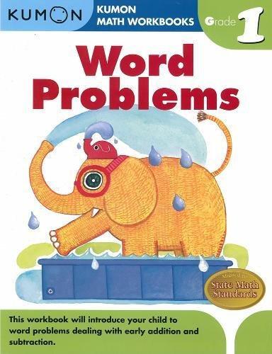 Libro Kumon Grade 1 Word Problems