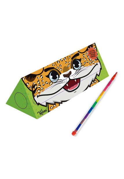Pergamino para colorear Amazonas