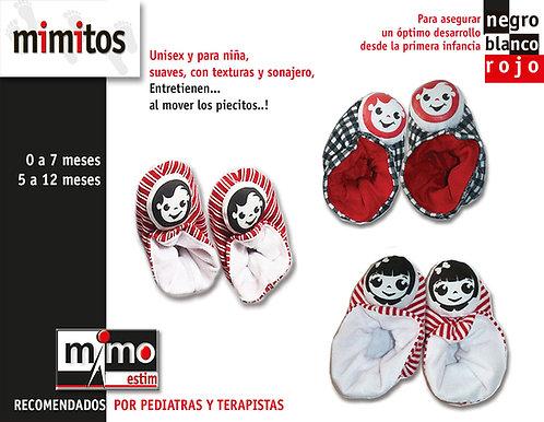 Producto Nacional: Zapatos con Sonajero