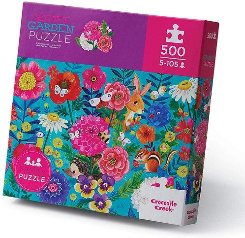 Rompecabezas 500 piezas Jardín