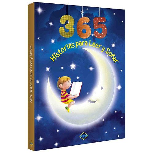 Libro Infantil 365  Historias Para Leer Y Soñar