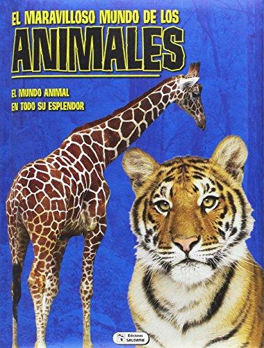 Libro El Maravilloso Mundo De Los Animales