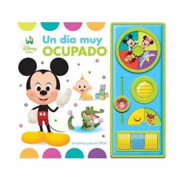 Libro Disney baby Un día muy ocupado