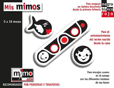 Figuras Mis Mimos Estimulación Temprana