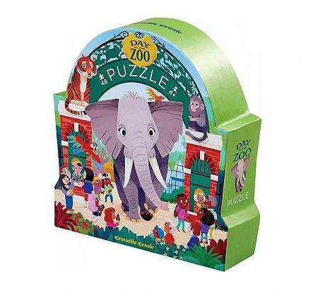 Rompecabezas 48 piezas Zoológico