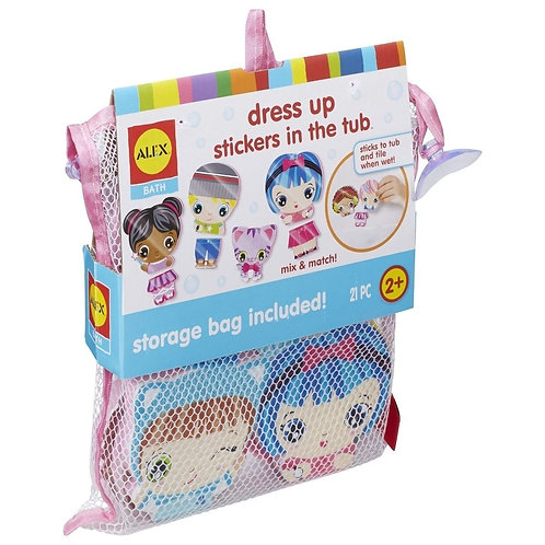 Stickers de vestidos para el baño