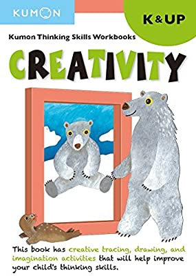 Libro kumon: Kinder-up creativity