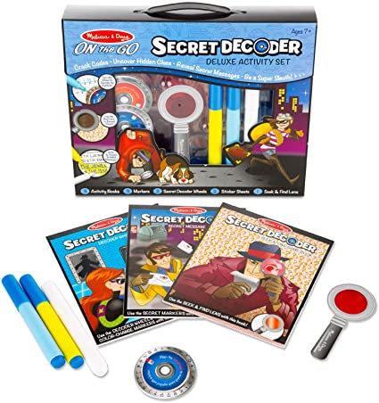 Kit de espías