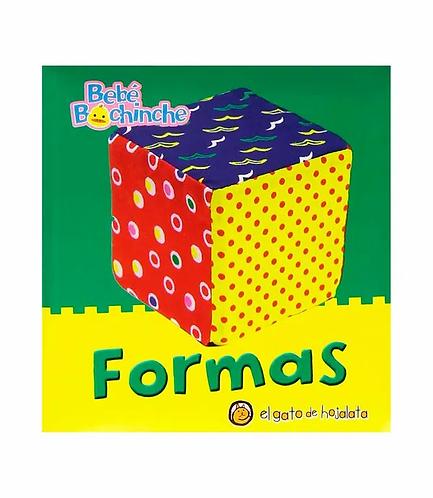 Libro Bebé Bochinche - Formas