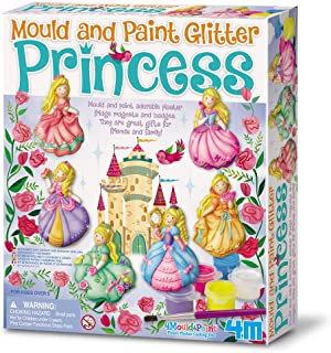 Set de Manualidades Moldea y Pinta Princesas