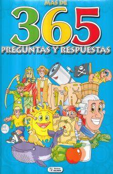 Libro infantil: Más de 365 preguntas y respuestas