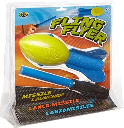 Juego de lanza cohete