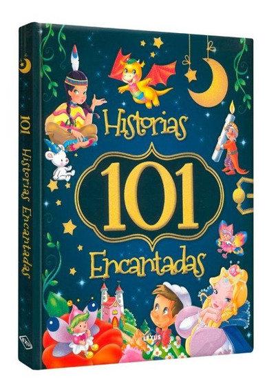 Libro Infantil 101 Historias Encantadas