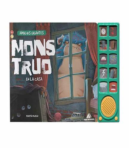 Libro Monstruo en la casa