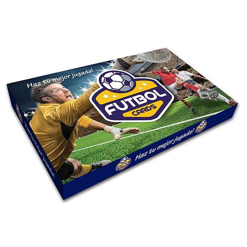 Juego De Mesa Fútbol Con Cartas