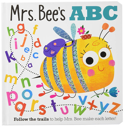 Libro inglés: Board book mrs. bee's abc