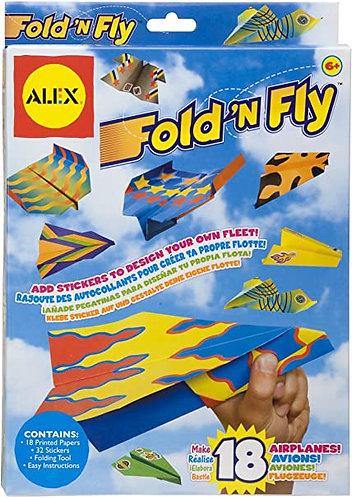 Manualidades : Aviones de papel