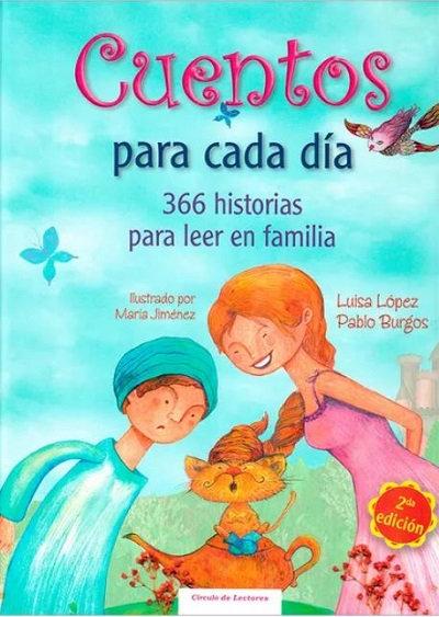 Libro Infantil Cuentos Para Cada Día