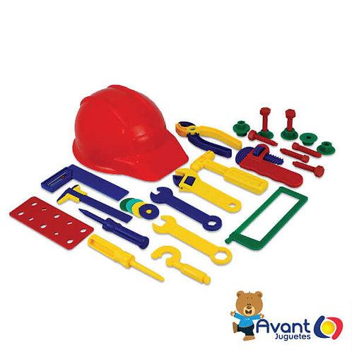 Producto nacional: Casco set de herramientas