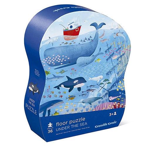 Rompecabezas 36 piezas océano