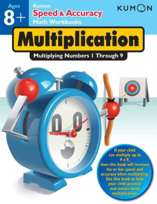 Libro kumon: Multiplication
