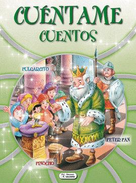 Libro infantil: Cuéntame cuentos