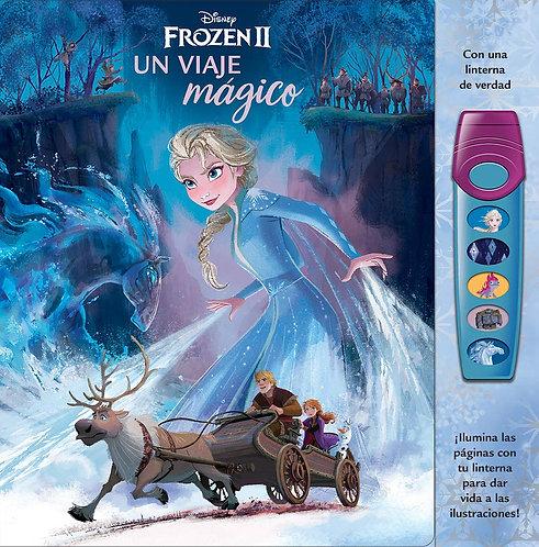 Libro Un viaje mágico Frozen II