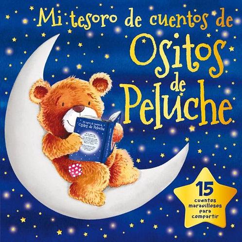 Libro infantil Mi tesoro de cuentos de ositos de peluche