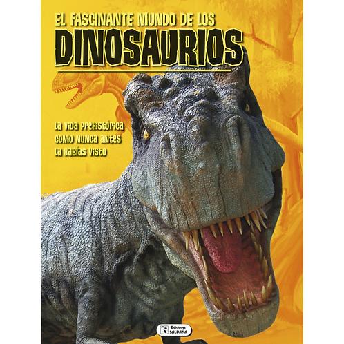 Libro: El fascinante mundo de los dinosaurios