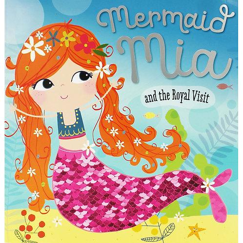 Libro inglés: Mermaid mia mini